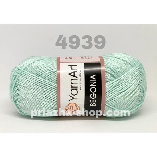 YarnArt Begonia 4939