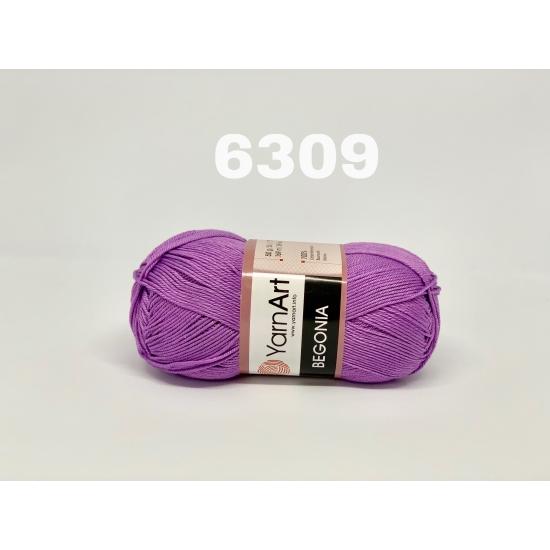 """пряжа yarnart begonia 6309 ( ярнарт бегония ) для вязания ажурных и детских шапочек, панамок, кофточек, одежды для детей и взрослых - в интернет-магазине """"пряжа-shop"""" 54 priazha-shop.com 2"""