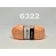 YarnArt Begonia 6322