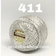 """пряжа yarnart camellia 413 ( ярнарт камелия ) для вязания одежды, декора, отделки с большим выбором цветов - с доставкой по украине в интернет-магазине """"пряжа-shop"""" 2991 priazha-shop.com 4"""