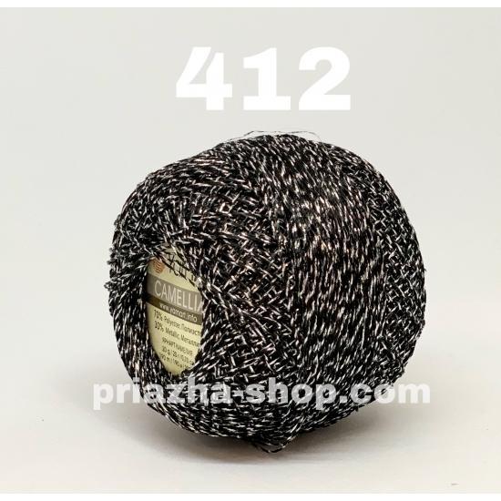 """пряжа yarnart camellia 412 ( ярнарт камелия ) для вязания одежды, декора, отделки с большим выбором цветов - с доставкой по украине в интернет-магазине """"пряжа-shop"""" 2992 priazha-shop.com 2"""