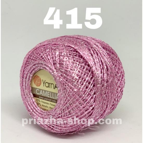 """пряжа yarnart camellia 415 ( ярнарт камелия ) для вязания одежды, декора, отделки с большим выбором цветов - с доставкой по украине в интернет-магазине """"пряжа-shop"""" 2650 priazha-shop.com 2"""
