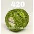 """пряжа yarnart camellia 420 ( ярнарт камелия ) для вязания одежды, декора, отделки с большим выбором цветов - с доставкой по украине в интернет-магазине """"пряжа-shop"""" 2646 priazha-shop.com 40"""