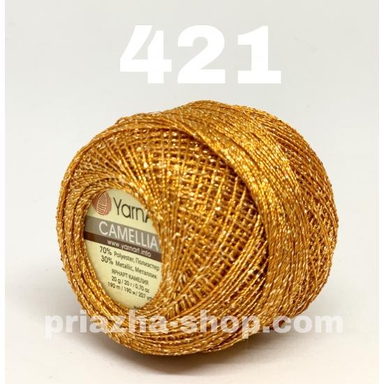"""пряжа yarnart camellia 421 ( ярнарт камелия ) для вязания одежды, декора, отделки с большим выбором цветов - с доставкой по украине в интернет-магазине """"пряжа-shop"""" 2643 priazha-shop.com 2"""
