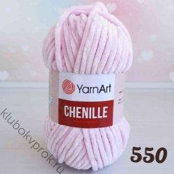 YarnArt Chenille 550
