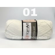 YarnArt Cotton Soft 01