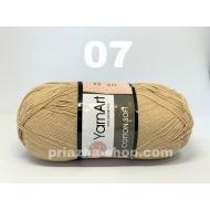 """пряжа yarnart cotton soft 75 ( ярнарт коттон софт ) для вязания одежды малышам, ажурных изделий с широким выбором цветов - купить в украине в интернет-магазине """"пряжа-shop"""" 2235 priazha-shop.com 8"""