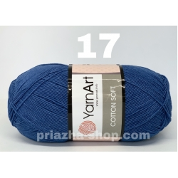 YarnArt Cotton Soft 17