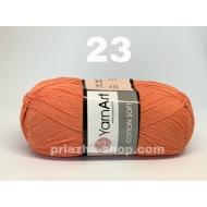 """пряжа yarnart cotton soft 75 ( ярнарт коттон софт ) для вязания одежды малышам, ажурных изделий с широким выбором цветов - купить в украине в интернет-магазине """"пряжа-shop"""" 2235 priazha-shop.com 12"""