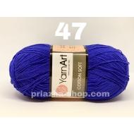 """пряжа yarnart cotton soft 75 ( ярнарт коттон софт ) для вязания одежды малышам, ажурных изделий с широким выбором цветов - купить в украине в интернет-магазине """"пряжа-shop"""" 2235 priazha-shop.com 22"""
