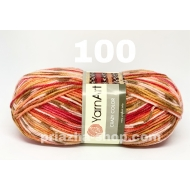YarnArt Crazy Color 100