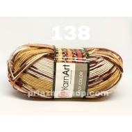 YarnArt Crazy Color 138