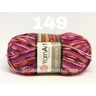 YarnArt Crazy Color 149