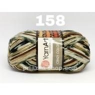 YarnArt Crazy Color 158