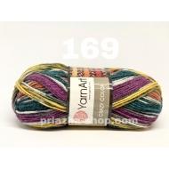 YarnArt Crazy Color 169