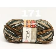 YarnArt Crazy Color 171