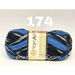 YarnArt Crazy Color 174