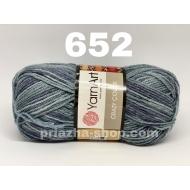YarnArt Crazy Color 652