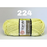 """пряжа yarnart creative 247 ( ярнарт креатив ) для вязания одежды взрослым и детям разнообразных цветов - купить в украине в интернет-магазине """"пряжа-shop"""" 521 priazha-shop.com 15"""