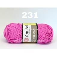 """пряжа yarnart creative 245 ( ярнарт креатив ) для вязания одежды взрослым и детям разнообразных цветов - купить в украине в интернет-магазине """"пряжа-shop"""" 524 22"""