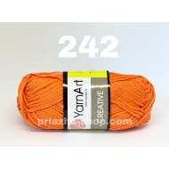 """пряжа yarnart creative 247 ( ярнарт креатив ) для вязания одежды взрослым и детям разнообразных цветов - купить в украине в интернет-магазине """"пряжа-shop"""" 521 priazha-shop.com 13"""