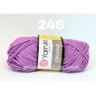 """пряжа yarnart creative 247 ( ярнарт креатив ) для вязания одежды взрослым и детям разнообразных цветов - купить в украине в интернет-магазине """"пряжа-shop"""" 521 priazha-shop.com 4"""