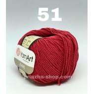 """пряжа yarnart jeans 33 ( ярнарт джинс ) для вязания одежды взрослым и детям, ажурных изделий, игрушек и аксессуаров разнообразніх оттенков - купить в украине в интернет-магазине """"пряжа-shop"""" 643 priazha-shop.com 8"""