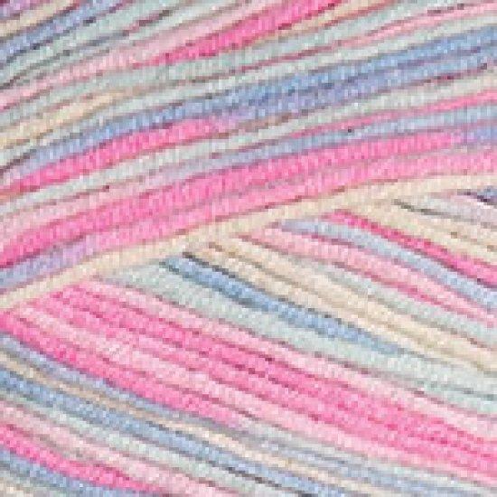 """пряжа yarnart jeans crazy 7205 ( ярнарт джинс крейзи ) для вязания одежды взрослым и детям, ажурных изделий, игрушек, аксессуаров неповторимых оттенков - купить в украине в интернет-магазине """"пряжа-shop"""" 5177 priazha-shop.com 2"""
