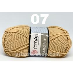YarnArt Jeans Plus 07