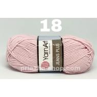 """пряжа yarnart jeans plus 88 ( ярнарт джинс плюс ) для вязания одежды взрослым и детям, ажурных изделий, игрушек в практически неограниченной палитре оттенков - купить в украине в интернет-магазине """"пряжа-shop"""" 3464 priazha-shop.com 22"""