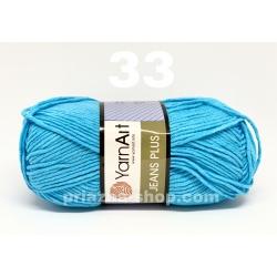 YarnArt Jeans Plus 33