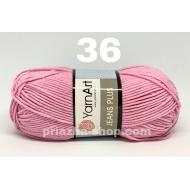 """пряжа yarnart jeans plus 88 ( ярнарт джинс плюс ) для вязания одежды взрослым и детям, ажурных изделий, игрушек в практически неограниченной палитре оттенков - купить в украине в интернет-магазине """"пряжа-shop"""" 3464 priazha-shop.com 5"""