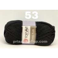 """пряжа yarnart jeans plus 70 ( ярнарт джинс плюс ) для вязания одежды взрослым и детям, ажурных изделий, игрушек в практически неограниченной палитре оттенков - купить в украине в интернет-магазине """"пряжа-shop"""" 705 priazha-shop.com 26"""