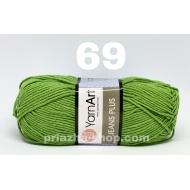 """пряжа yarnart jeans plus 88 ( ярнарт джинс плюс ) для вязания одежды взрослым и детям, ажурных изделий, игрушек в практически неограниченной палитре оттенков - купить в украине в интернет-магазине """"пряжа-shop"""" 3464 priazha-shop.com 18"""