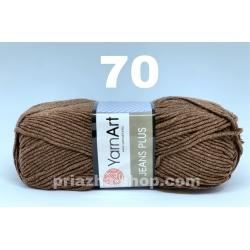 YarnArt Jeans Plus 70