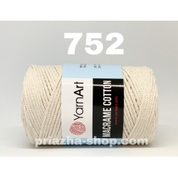 YarnArt Macrame Cotton 752