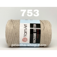 YarnArt Macrame Cotton 753