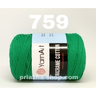 YarnArt Macrame Cotton 759