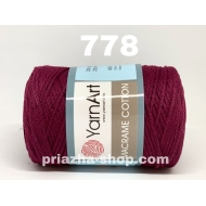 YarnArt Macrame Cotton 778