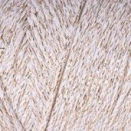 """пряжа yarnart macrame cotton lurex 727 ( ярнарт макраме коттон люрекс ) для вязания сумок и аксессуаров с широкой палитрой цветов - купить в украине в интернет-магазине """"пряжа-shop"""" 4670 priazha-shop.com 8"""