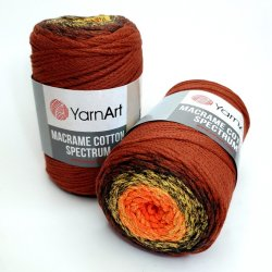 YarnArt Macrame Cotton Spectrum 1303