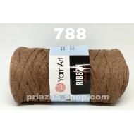 """пряжа yarnart ribbon 791 ( ярнарт риббон ): для вязания чехлов, пуфиков, плетения сумок, салфеток, рюкзаков, корзинок, модных клатчей, хлопковых пледов и ажурных ковриков - доставка по всей украине из интернет-магазина """"пряжа-shop"""" 3817 priazha-shop.com 26"""