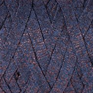 """пряжа yarnart ribbon lurex 738 ( ярнарт риббон люрекс ) для вязания чехлов, пуфиков, плетения сумок, салфеток, рюкзаков, корзинок, модных клатчей, хлопковых пледов и ажурных ковриков - доставка по всей украине из интернет-магазина """"пряжа-shop"""" 4585 priazha-shop.com 14"""