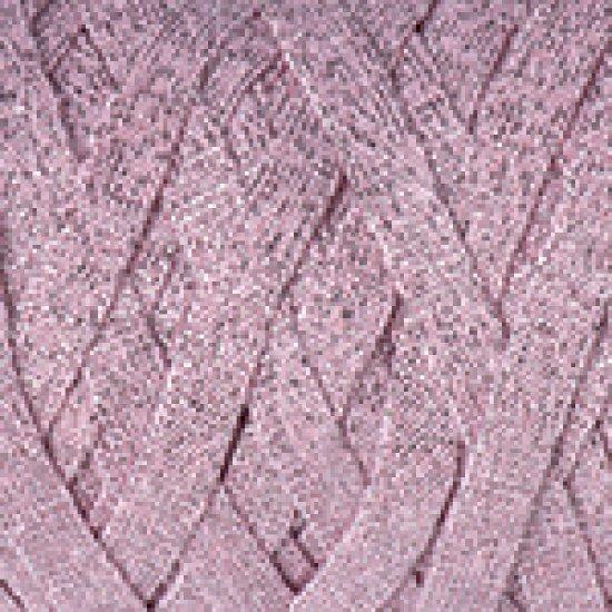 """пряжа yarnart ribbon lurex 732 ( ярнарт риббон люрекс ) для вязания чехлов, пуфиков, плетения сумок, салфеток, рюкзаков, корзинок, модных клатчей, хлопковых пледов и ажурных ковриков - доставка по всей украине из интернет-магазина """"пряжа-shop"""" 4579 priazha-shop.com 2"""