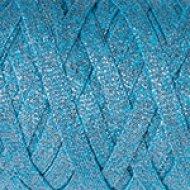 """пряжа yarnart ribbon lurex 738 ( ярнарт риббон люрекс ) для вязания чехлов, пуфиков, плетения сумок, салфеток, рюкзаков, корзинок, модных клатчей, хлопковых пледов и ажурных ковриков - доставка по всей украине из интернет-магазина """"пряжа-shop"""" 4585 priazha-shop.com 16"""