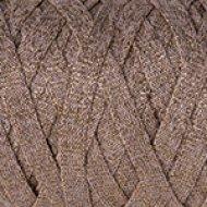 """пряжа yarnart ribbon lurex 740 ( ярнарт риббон люрекс ) для вязания чехлов, пуфиков, плетения сумок, салфеток, рюкзаков, корзинок, модных клатчей, хлопковых пледов и ажурных ковриков - доставка по всей украине из интернет-магазина """"пряжа-shop"""" 4587 priazha-shop.com 19"""