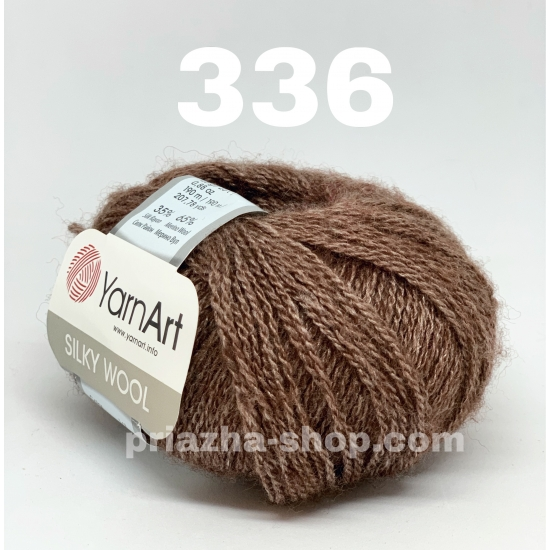 YarnArt Silky Wool 336