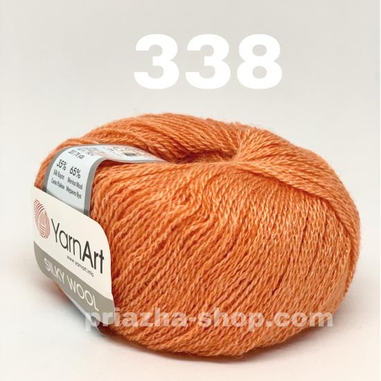 YarnArt Silky Wool 338