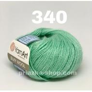 YarnArt Silky Wool 340