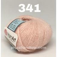 """пряжа yarnart silky wool 343 ( ярнарт силки вул ) для вязания шалей, шапок, шарфиков и лёгких воздушных зимних аксессуаров. - купить в украине в интернет-магазине """"пряжа-shop"""" 1064 priazha-shop.com 10"""